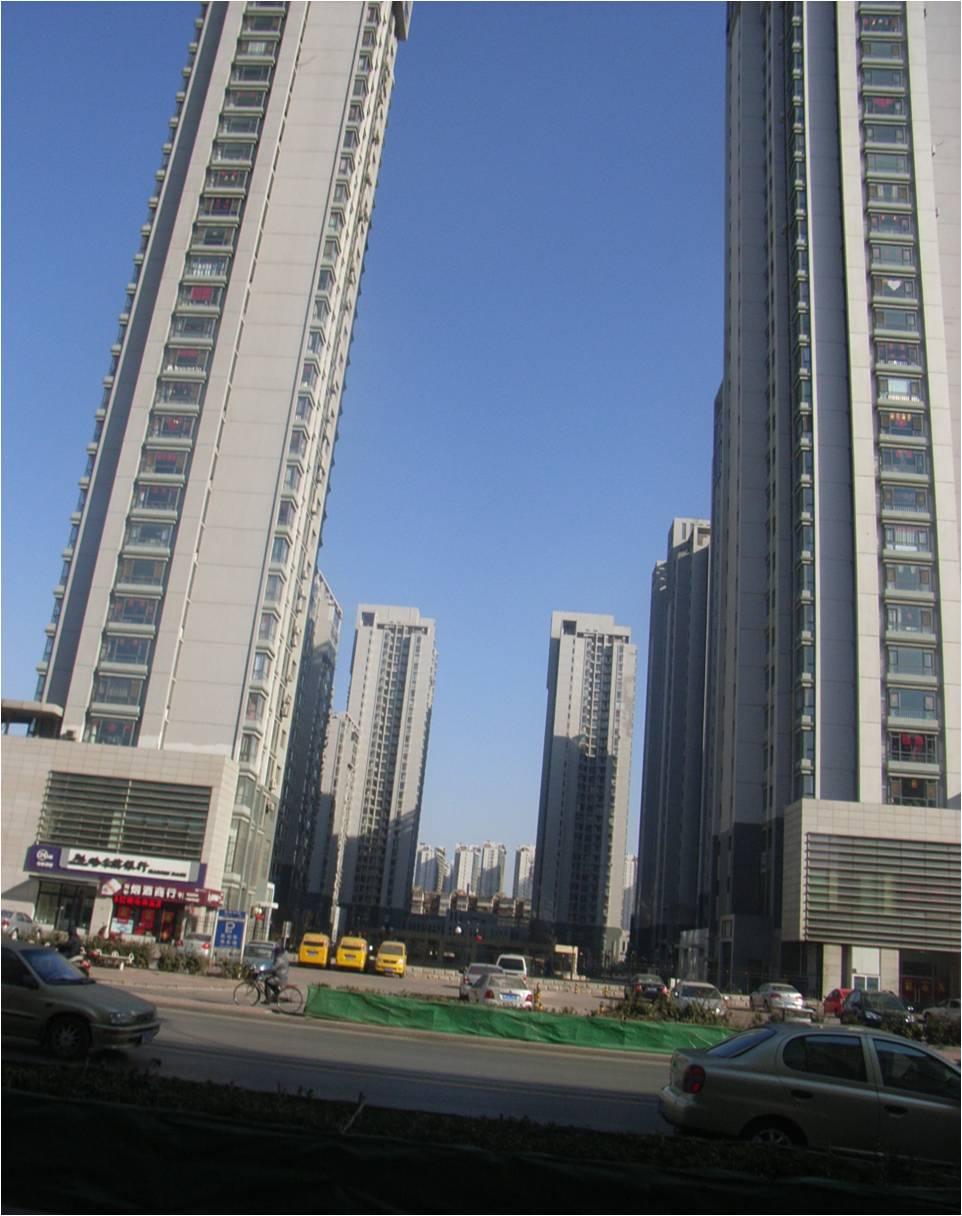 天津市南大道宝龙巷商住区项目
