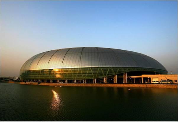天津市奥林匹克中心体育场项目